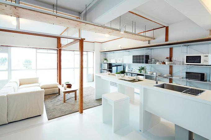 UR都市機構との共同開発 組み合わせキッチン